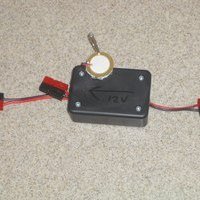 Wa5znu Motion Activated Aprs Tracker Using Ot1 And Picaxe