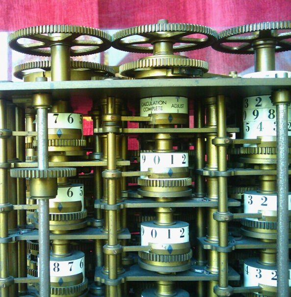 Difference Engine 1