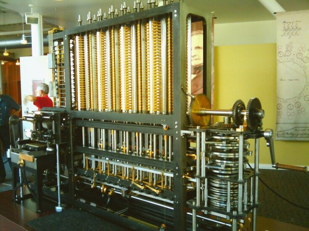 Difference Engine 2