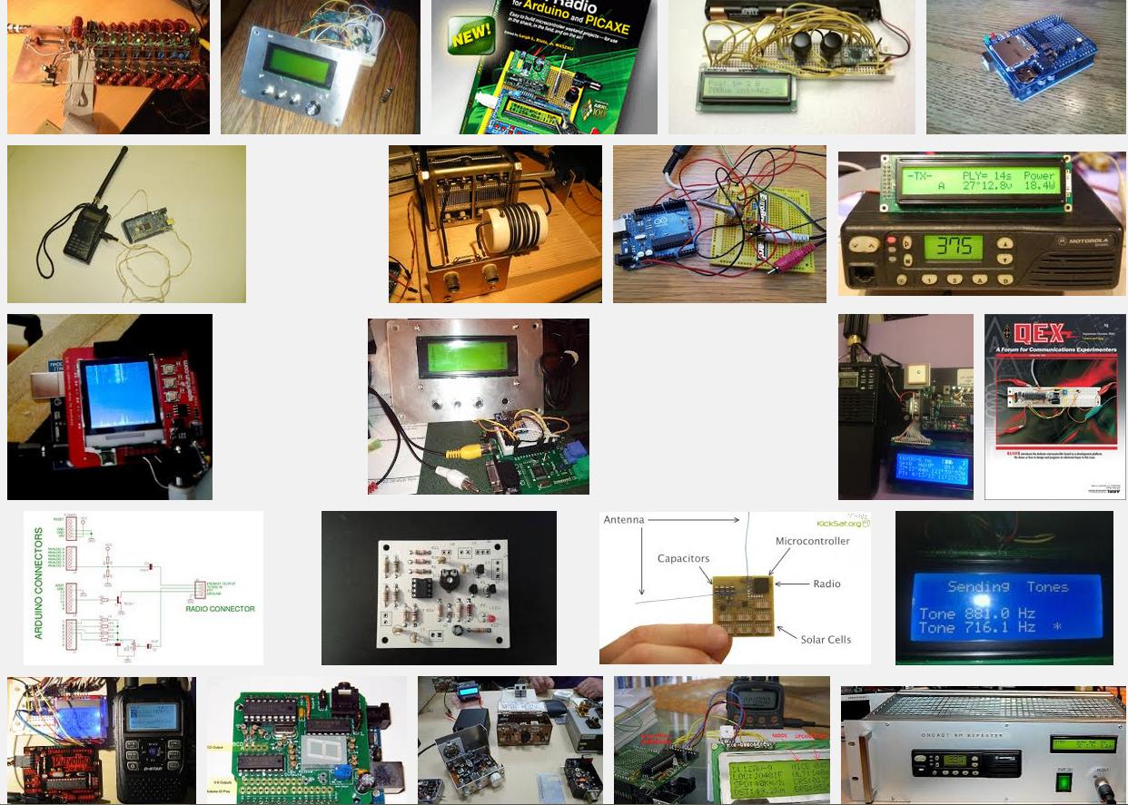 arduino ham radio projects pdf